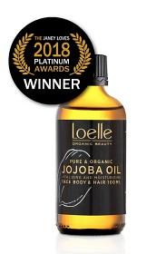 Bild på Loelle Jojoba Oil 100 ml