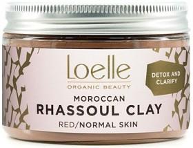Bild på Loelle Moroccan Rhassoul Clay Red 150 g