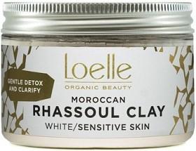 Bild på Loelle Moroccan Rhassoul Clay White 150 g