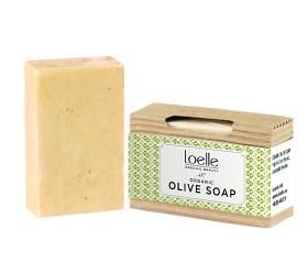 Bild på Loelle Olive Soap Bar 75 g