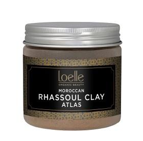 Bild på Loelle Moroccan Rhassoul Clay 200 g