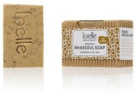 Bild på Loelle Rhassoul Soap Bar 75 g