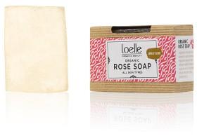 Bild på Loelle Rose Soap Bar 75 g