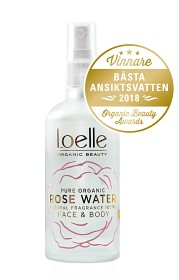 Bild på Loelle Rose Water 100 ml