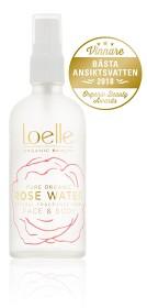 Bild på Loelle Rose Water 100 ml