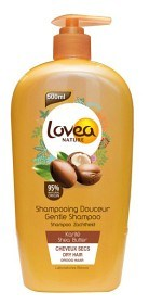 Bild på Lovea Shampoo Shea Butter 500 ml