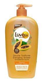 Bild på Lovea Shower Gel Papaya 750 ml