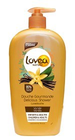 Bild på Lovea Shower Gel Vanilla 750 ml