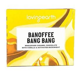 Bild på Loving Earth Banoffee Bang Bang 45 g