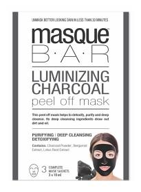 Bild på Luminizing Charcoal Peel Off Mask 3 st