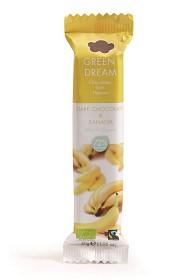 Bild på Green Dream Dark Chocolate & Banana 30 g