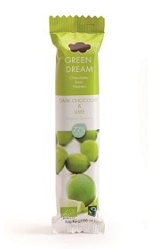 Bild på Green Dream Dark Chocolate & Lime 30 g