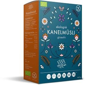 Bild på Müslimix Kanel glutenfri och ekologisk 445 g