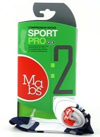 Bild på Mabs Sport Pro blå/grå XL