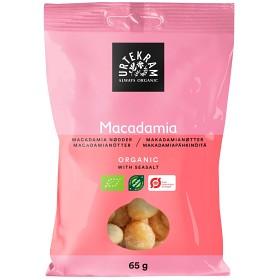 Bild på Macadamianötter med havssalt 65 g