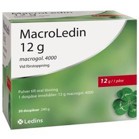 Bild på MacroLedin 12 g 20 dospåsar