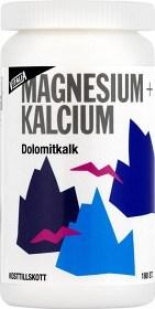 Bild på Magnesium+Kalcium 180 tabletter