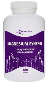 Bild på Magnesium Synergi 180 kapslar