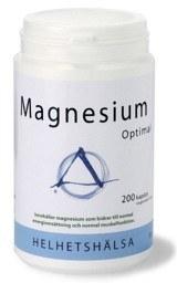 Bild på Helhetshälsa Magnesium Optimal 200 kapslar