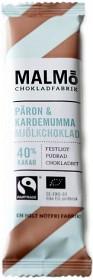 Bild på Malmö Chokladfabrik Malmöbar Päron & Kardemumma 25 g