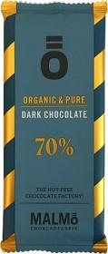 Bild på Malmö Chokladfabrik Ö Dark 70% 55 g