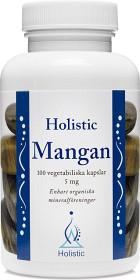 Bild på Holistic Mangan 5 mg 100 kapslar