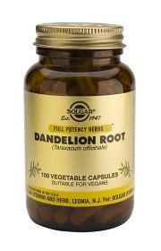 Bild på Solgar Dandelion Root 100 kapslar