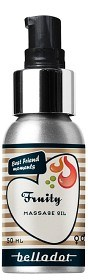 Bild på Massageolja Fruity 50 ml