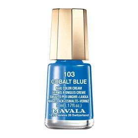 Bild på Mavala Minilack 103 Cobalt Blue