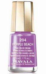 Bild på Mavala Minilack 284 Purple Beach