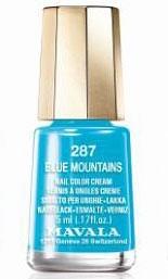 Bild på Mavala Minilack 287 Blue Mountains
