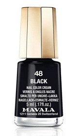 Bild på Mavala Minilack 48 Black