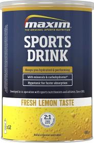 Bild på Maxim Sport Drink Fresh lemon flavor 480 g
