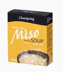 Bild på Mellow White Miso Soup 4 portioner