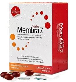 Bild på Membra7 Forte 90 kapslar