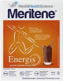 Bild på Meritene Energis Choklad 15 påsar