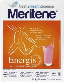 Bild på Meritene Energis Jordgubb 15 påsar