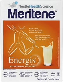 Bild på Meritene Energis Vanilj 15 påsar