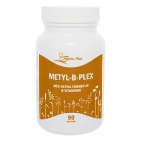 Bild på Metyl-B-Plex 90 kapslar