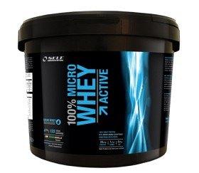 Bild på Micro Whey Active Stevia Choklad 4 kg