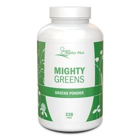 Bild på Alpha Plus Mighty Greens 228 g
