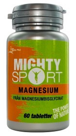 Bild på Mighty Sport Magnesium 60 tabletter