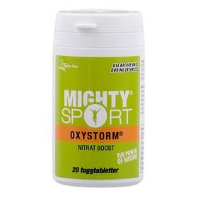 Bild på Mighty Sport Oxystorm 20 tuggtabletter