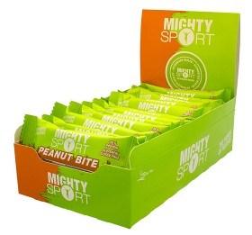 Bild på Mighty Sport Peanut Bite 18 st