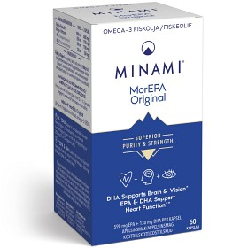 Bild på Minami MorEPA Original 60 kapslar