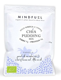 Bild på Mindfuel Chia Pudding Vanilla