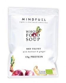 Bild på Mindfuel Soup Red Velvet Beetroot & Ginger