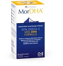 Bild på MorDHA 480 mg 60 kapslar