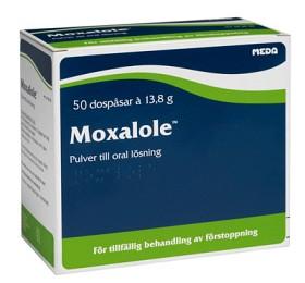 Bild på Moxalole, pulver till oral lösning i dospåse 50 st