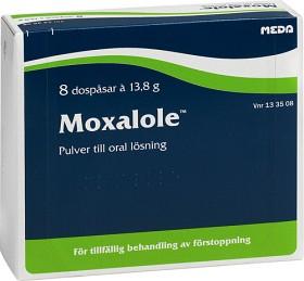 Bild på Moxalole, pulver till oral lösning i dospåse 8 st